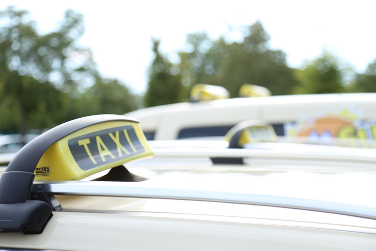 Taxi in Straubing