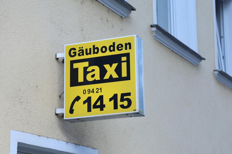 Gäuboden-Taxi Straubing