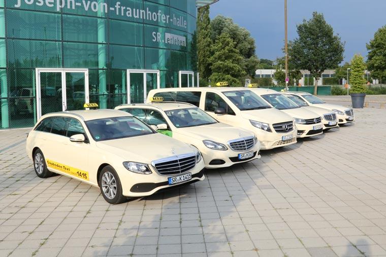 Taxis von Gäuboden Taxi